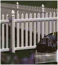 how to build a picket fence youtube