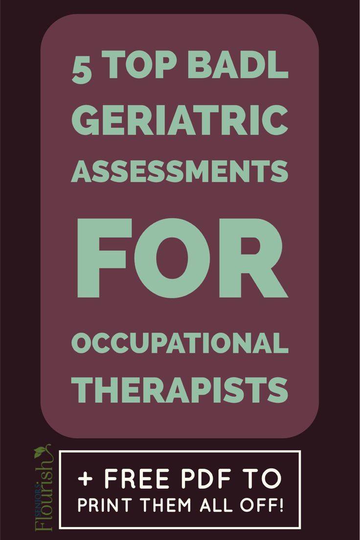 assessment of the geriatric patient with This section provides core principles of pain assessment, recommendations for   and resources for assessing and treating pain in patients who are cognitively.