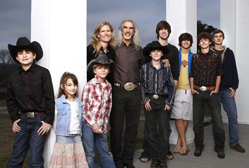 Guy Penrod: Fishing In A New Pond | Homecoming Magazine-8 cowboys and 2 cowgirls - sweet