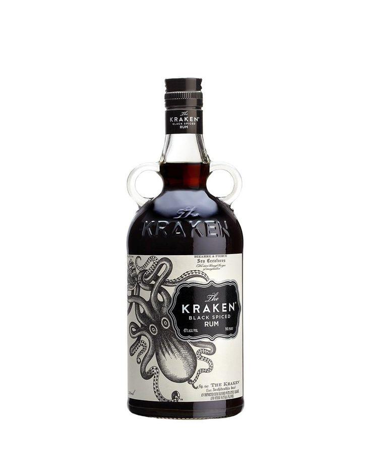 The Kraken® Black Spiced Rum