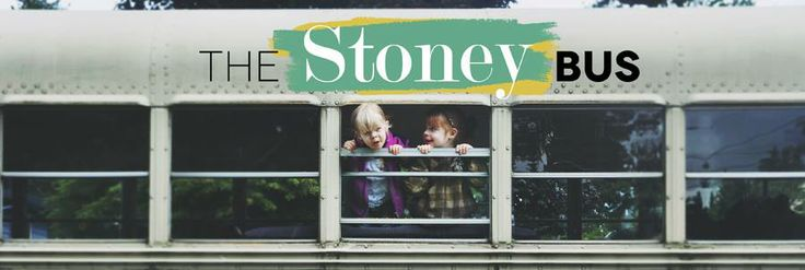 """Too Often Inspired: """"Currently Inspired By..."""" The Stoney Bus!"""