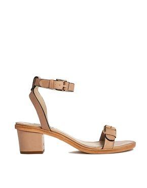 Whistles Bonnie Block Heeled Sandals