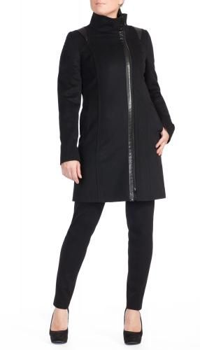 Melanite | Raffinalla  Raffinati designed this elegant and chic coat to keep you warm this winter. All Raffinati coats are fully lined with interlining and chamois for added warmth against our cold Canadian winters.