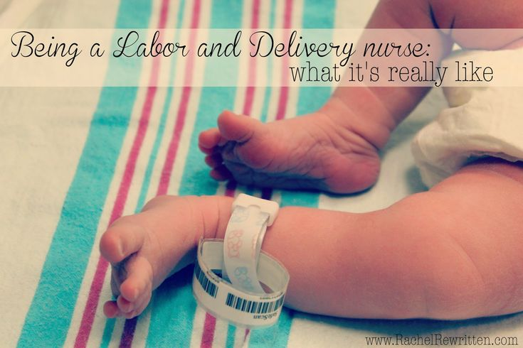 Rachel Rewritten: Being a Labor and Delivery Nurse // What It's Real...