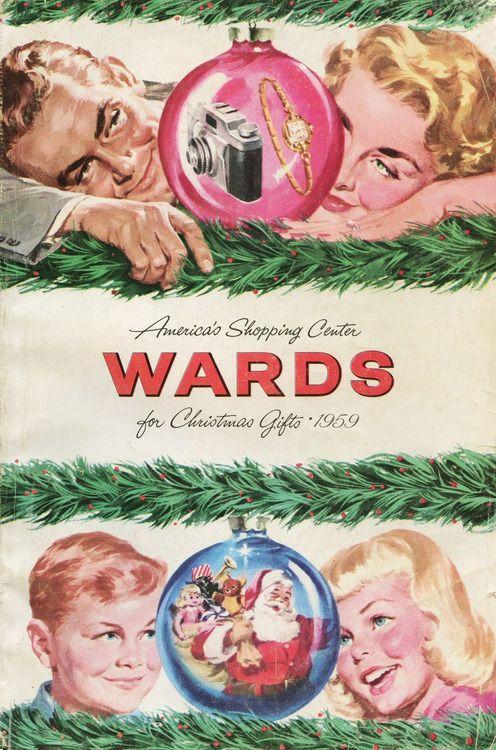 1959 Wards Catalog - America's Shopping Center