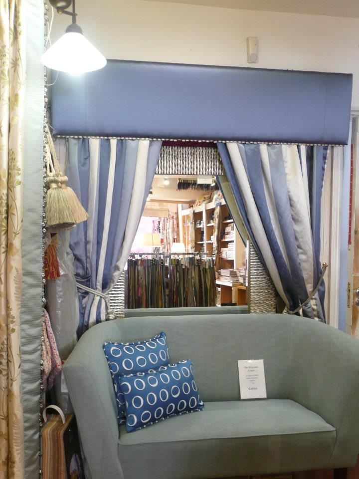 Zinc silk curtains reduced to €990