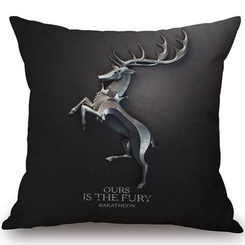 Game of Throne Home Decorative Pillow