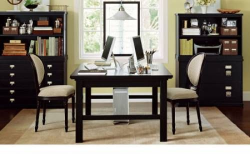 Home Office Pottery Barn