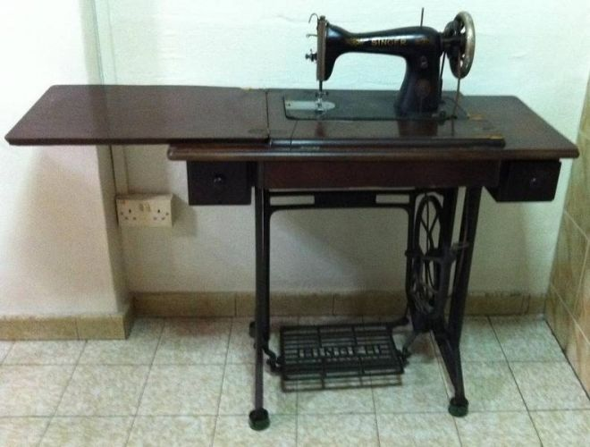 623 best vintage sewing machine images on pinterest vintage vintage singer sewing machine for sale in changi road east singapore classified sciox Choice Image
