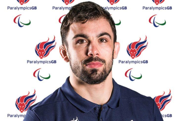 Paralympics GB Judo - Jono Drane (-81kg)