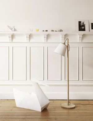 PULL - Modern Scandinavian Design Floor Lamp by Muuto - Muuto