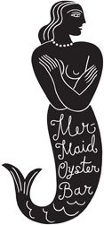 The Mermaid Oyster Bar    Logo    Chango & Co.