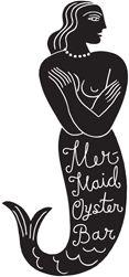 The Mermaid Oyster Bar || Logo || Chango & Co.