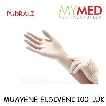 MUAYENE ELDİVENİ 100'LÜK PUDRALI http://www.can-medikal.com/Tibbi-Sarf-Malzemeler,LA_117-2.html
