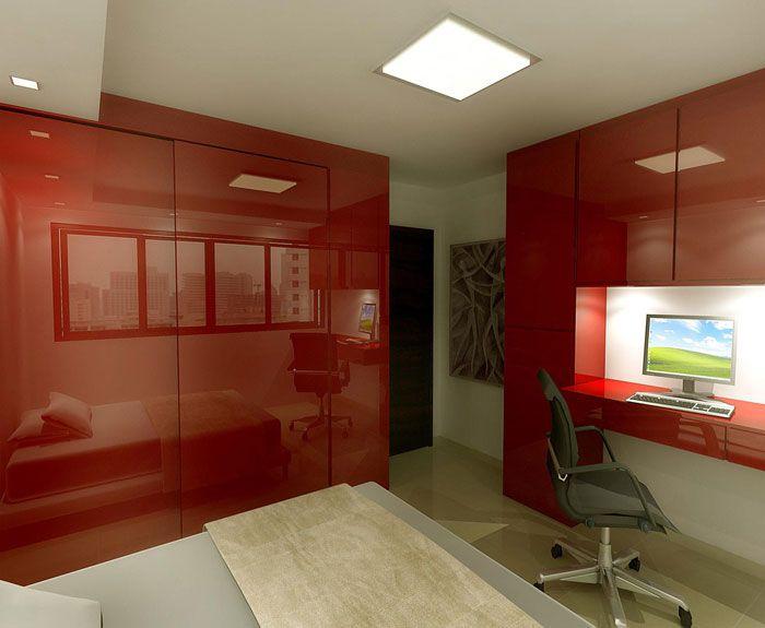 Sleek modern design
