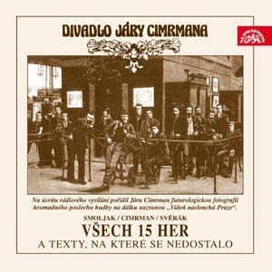 Divadlo Járy Cimrmana, všech 15 her na CD