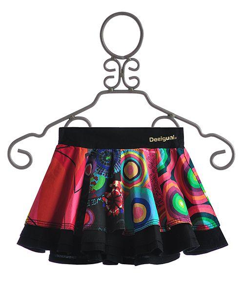 Desigual Kids Skirt Full Circle Flair