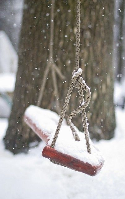 Wintry Swing