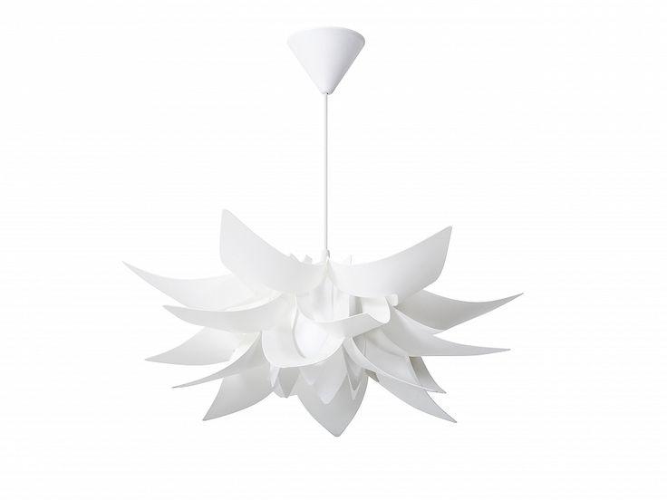 Modern taklampa vit - hängande lampa - belysning - ALVA