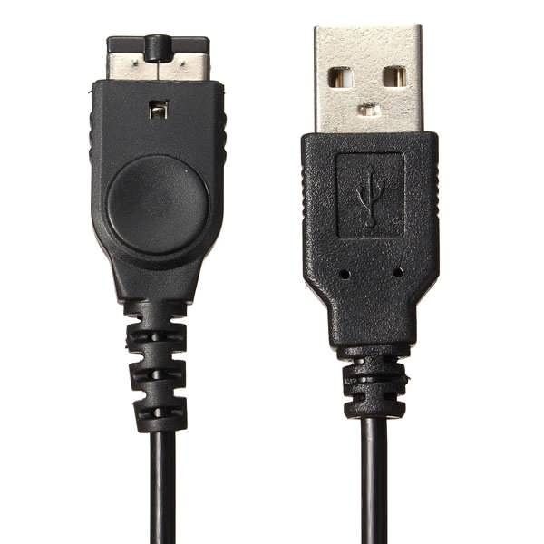Description:     1.2M 3.9ft USB Power Supply Charger Cable for Nintendo Gameboy Advance GBA SP     Features:    1. 100% brand new and high quality cable 2. This item is for the Nintendo DS,GBA SP 3. This item is not compatible with Nintendo DS Lite or Nintendo...