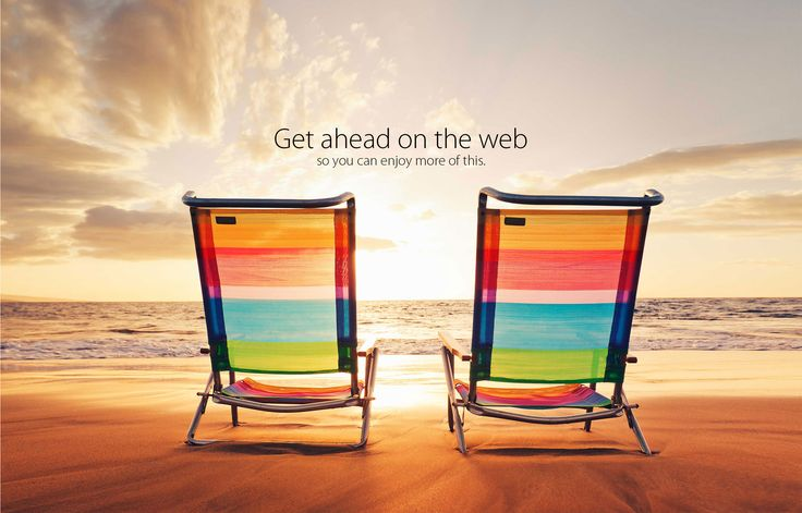 Go ahead on the web... ...so you can enjoy the more of this! Λειτουργικές & responsive ιστοσελίδες by Galex_Solutions