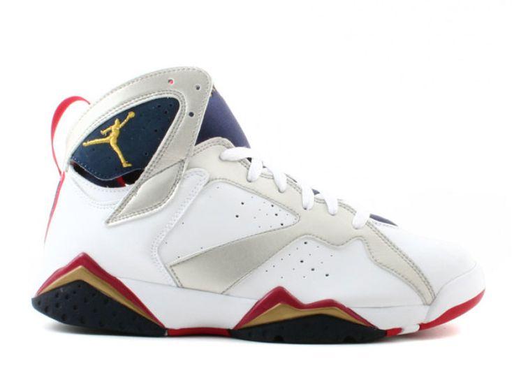 """Jordan 7 """"Olympic"""" (2004)"""