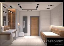 Projekty domów LK Projekt LK&933    wnętrze 14