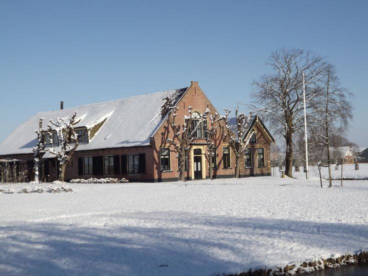 Boerderij in Koudekerk