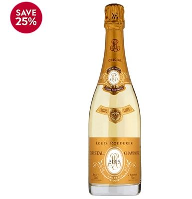 Louis Roederer Cristal - For Once in a lifetime Occasion