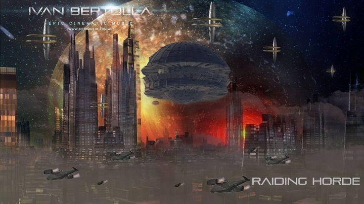 Epic Music Trailer - Raiding Horde by Ivan Bertolla