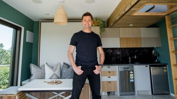 And this is George Clarke in his element.