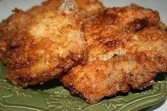 Lady & Son Fried Pork Chops ~ Paula Dean