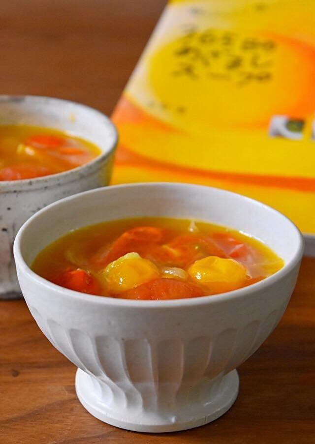 短い時間×少ない材料×なるべく簡単、それでもおいしい、不思議な「365日のめざましスープ」  |  あさこ食堂