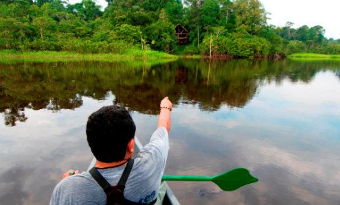 Mighty Amazon - 10 Reasons to Visit South America