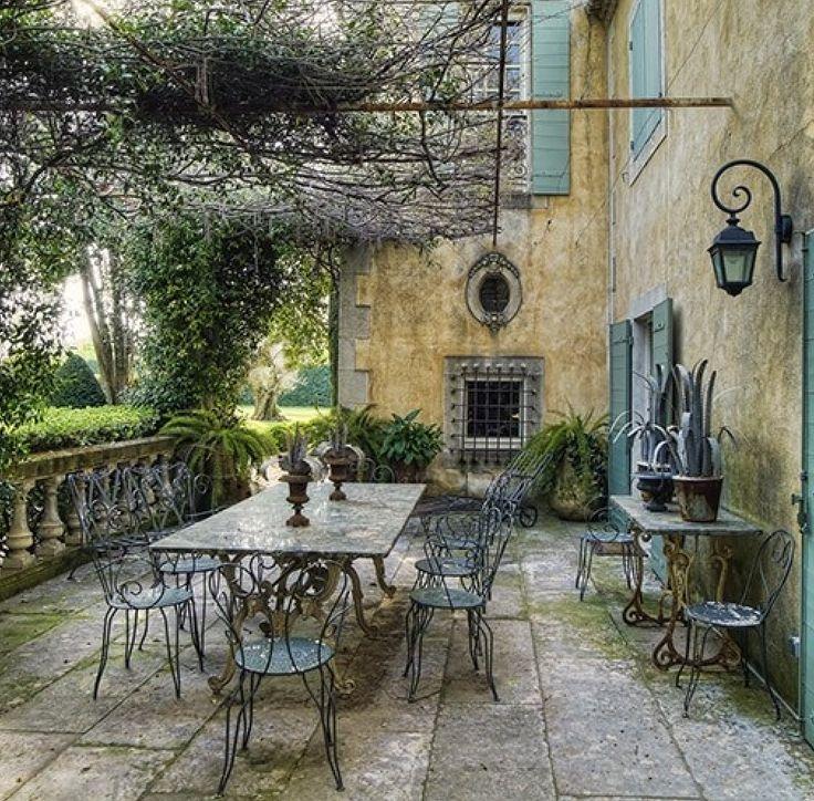 Oltre 25 fantastiche idee su case francesi su pinterest for Giardini francesi