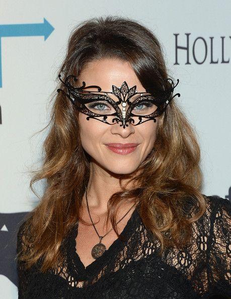UNICEF Masquerade Ball Held in LA - Scottie Thompson wears a mask by La Fucina dei Miracoli www.maschere.it #madeinitaly #masquerade