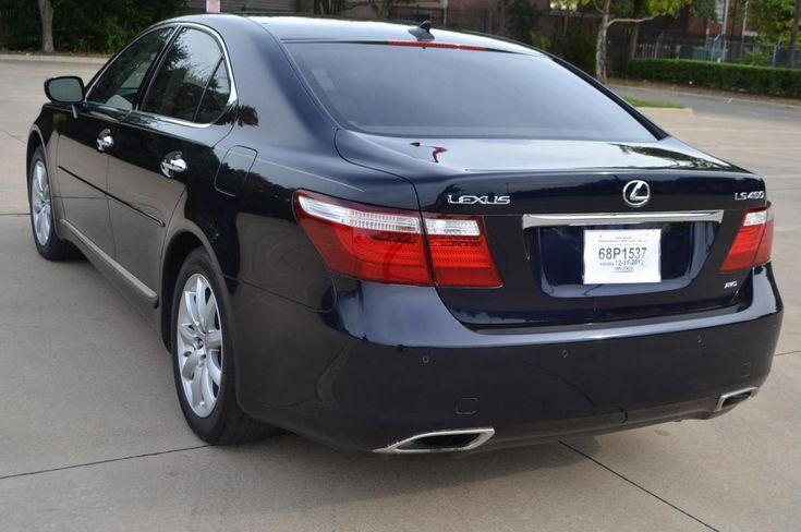 LS 460 Lexus model - http://autotras.com