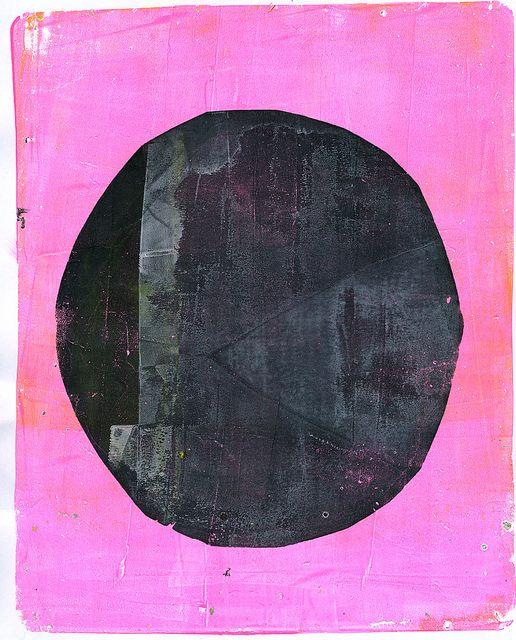 big circle • ashley g