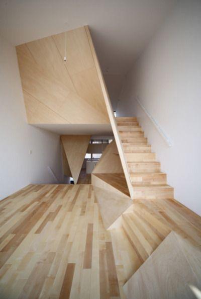 wood & light   optical illusion