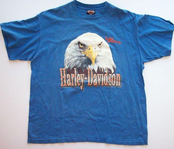 Screaming Eagle Harley Davidson T Shirt