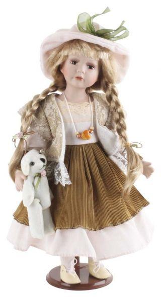 """Păpuşă de porţelan """"Mignon"""" - cadou decorative adorat de copii şi adulţi deopotrivă căci, nu-i aşa, nostalgia e-un lucru greu de vindecat.  http://www.retroboutique.ro/decoratiuni/alte-decoratiuni/papusa-de-portelan-mignon-870"""