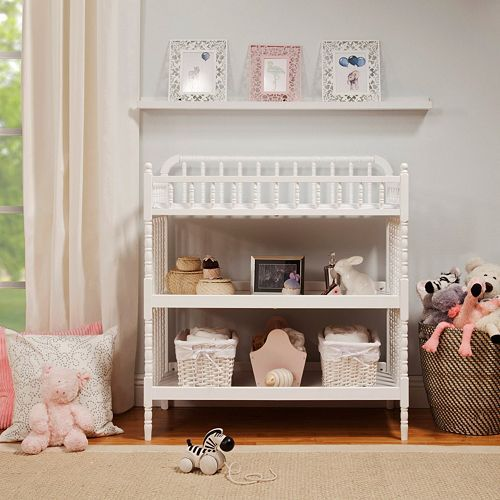 DaVinci Jenny Lind White Changing Table