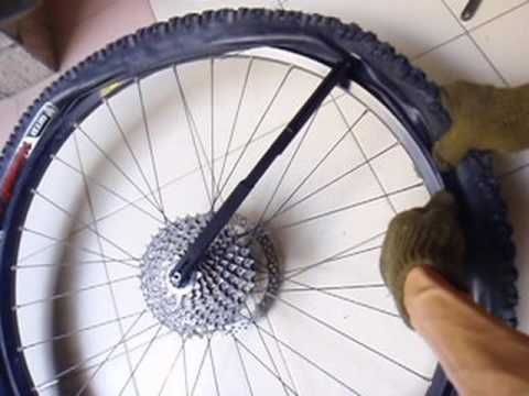 Speed Lever Video For Changing Bike Tires Quickly I My Bicycle