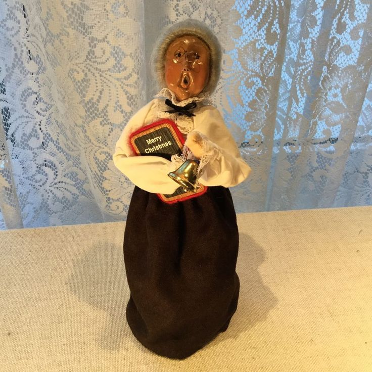 Vintage 1987 Buyers Choice Carolers Boy Girl Christmas: 16 Best Byers' Choice Images On Pinterest