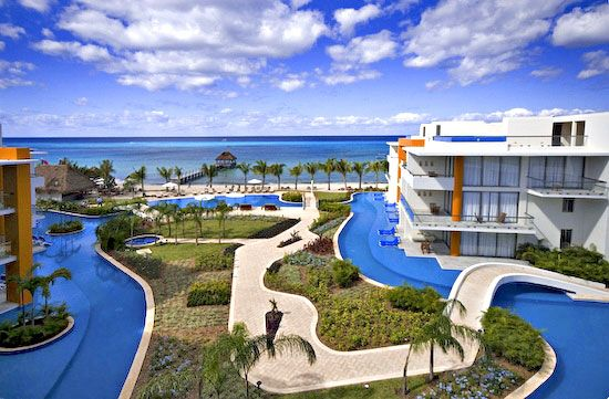 Secrets Aura Cozumel Resort and Spa All Adults/All-Inclusive! Honeymoon!!