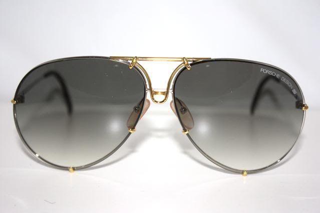 Porsche Carrera Sunglasses | ZONE7STYLE: Vintage Porsche Carrera Sunglasses