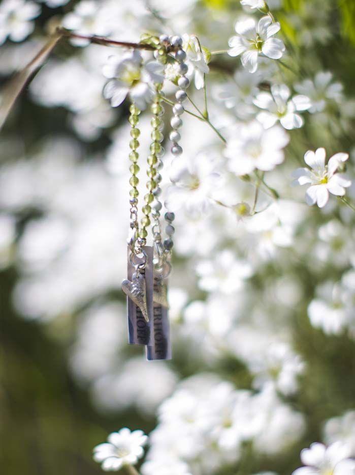 Bracelets in our secret garden - Vinterhoff