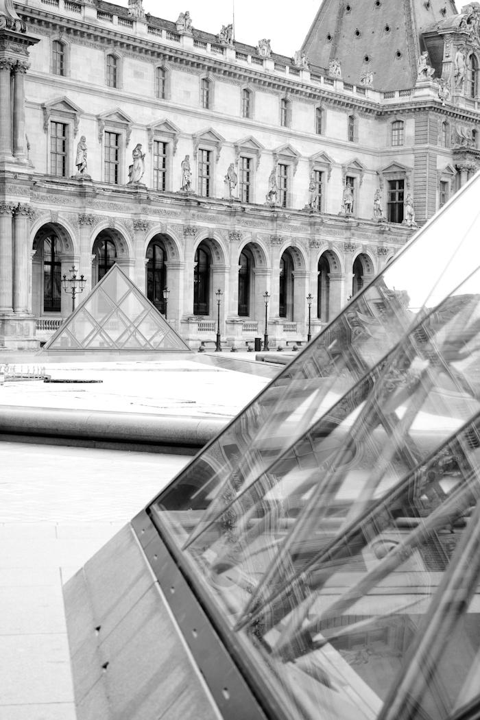 Musee du Louvre, Een van de mooiste musea van de wereld van de kunst, kunst-geschiedenis en cultuur. Onder andere bekend van de Mona Lisa. Photo; Ph.Tuinenga