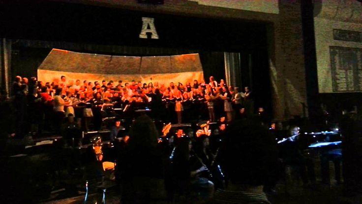 2013 Golden Mass at Assumption High School.