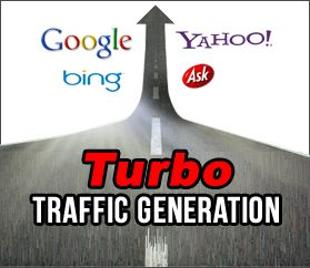 5. Turbo Traffic Generation  Our in house marketing team, along with Joel will show you step by step how and where to get the best quality traffic to your site. There is a lot of fraud out there when it comes to traffic, you will get direct access to the rolodex of traffic providers that Joel and his team of almost 100 staff have used to get our sites ranked in the top 1000 in the world. (Out of over 375 million websites online)
